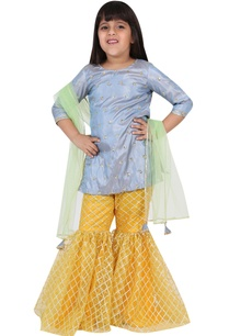 sequin-embroidered-sharara-kurta-set