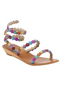 multi-hued-floral-ankle-high-wedges