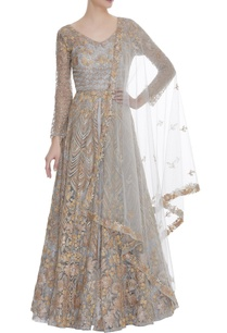 embroidered-long-anarkali-with-lehenga-and-dupatta