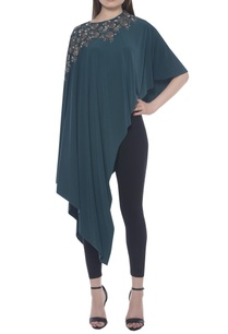 hand-embroidered-asymmetric-top