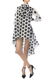 high-low-dress-with-polka-dots