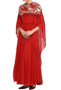 lace-fringe-sequin-embroidered-cape