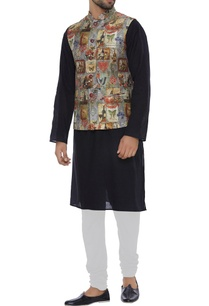 nehru-jacket-with-english-inspired-print