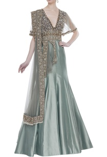 fusion-embroidered-mermaid-gown
