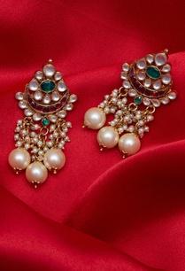 paachi-kundan-pearl-earrings
