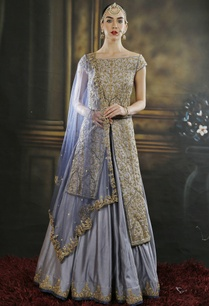 grey-blue-embroidered-jacket-lehenga