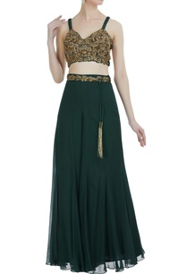 embroidered-blouse-with-sharara-pants