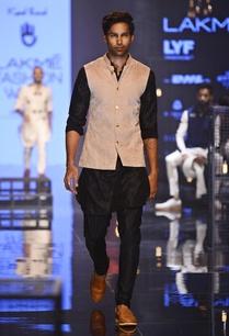 silk-kurta-with-all-over-embroidery-bandi-jacket