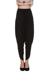 cotton-black-dhoti-pants