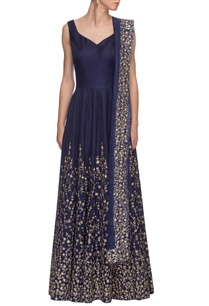 navy-blue-gold-embroidered-anarkali