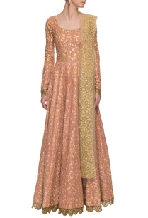onion-pink-gold-embroidered-anarkali
