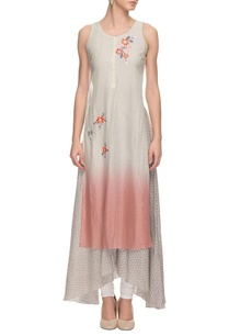 pastel-pink-floral-embroidered-kurta