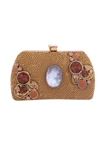 golden-girl-carved-stone-embellished-clutch