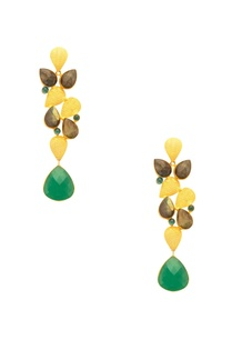 green-grey-rain-drop-jhumkas