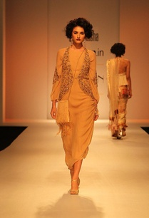 beige-draped-dress-with-zardosi-embroidered-jacket