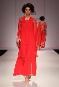 scarlett-red-kurta-with-matching-palazzos