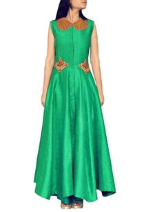 emerald-embroidered-kurta-with-palazzos