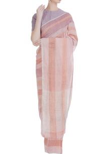 classic-handwoven-linen-sari