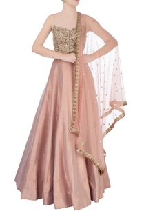 bronze-gold-lehenga-set