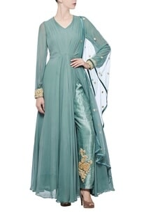 teal-zardosi-embroidered-anarkali-set