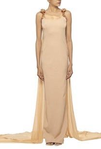 nude-floral-embellished-gown-with-trail
