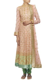 pale-pink-gota-embroidered-kalidar-kurta-set