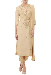 beige-gold-pita-embroidered-kurta-set
