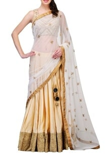 ivory-cream-embroidered%c2%a0lehenga-set