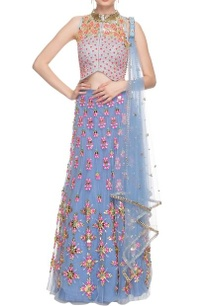 cerulean-pastel-blue-embroidered-cut-out-detail-lehenga-set
