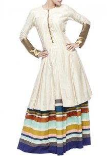 cream-brocade-tunic-with-multi-colored-striped-palazzos