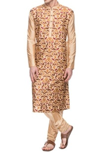 cream-motif-embroidered-kurta