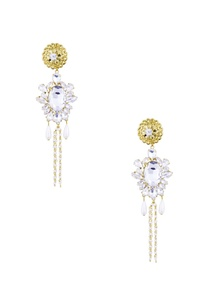 gold-pearl-and-crystal-embellished-dahlia-earrings