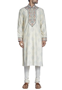 cream-russian-embroidered-kurta-set