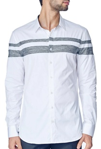 double-striped-white-shirt