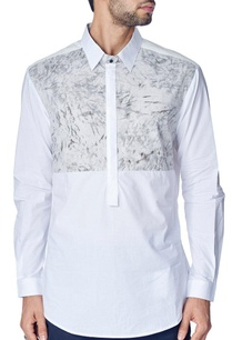 white-shirt-with-grey-marble-print