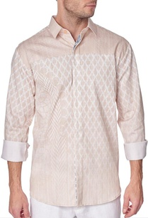 beige-printed-cotton-shirt