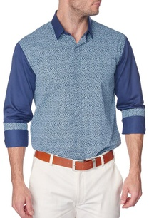 navy-blue-shirt-with-geometrical-print