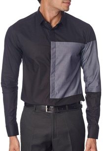 black-shirt-with-grey-patch