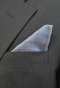 light-blue-textured-pocket-square