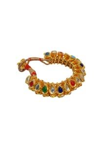 multi-colored-stone-bracelet