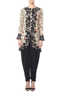 ivory-twigs-printed%c2%a0jacket-with-dhoti-pants