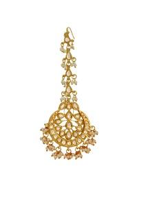 gold-plated-kundan-pearl-maangtikka