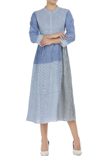 hand-woven-cotton-stripe-dress