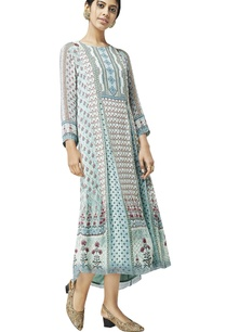 sage-green-printed-long-kurti