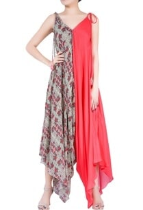 coral-floral-dual-patterned-crepe-silk-jumpsuit