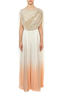 ivory-peach-ombre-mirror-cape%c2%a0jumpsuit