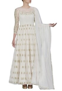 cream-and-gold-sequins-embellished-anarkali