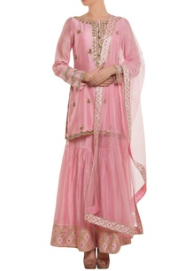 rose-pink-embroidered-kurta-set