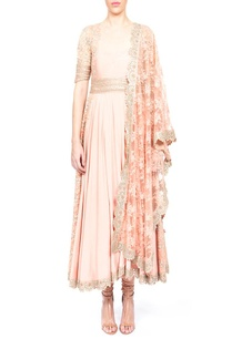 coral-pink-embroidered-anarkali-set