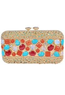 turquoise-coral-and-maroon-stone-studded-gold-clutch